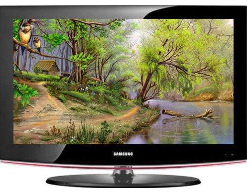 LCD (ЖК) телевизор Samsung