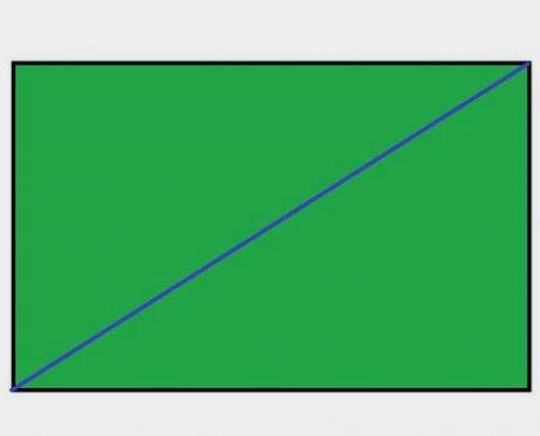 Что такое диагональ?