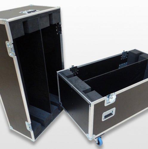 Кофр для двух LCD или плазма